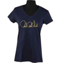 PRS Siganture Logo T-Shirt - Navy Blue, Women's Medium