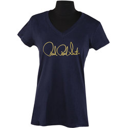 PRS Siganture Logo T-Shirt - Navy Blue, Women's Small