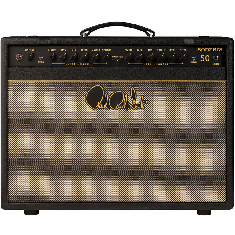 View larger image of PRS Sonzera 50 Guitar Amp Combo