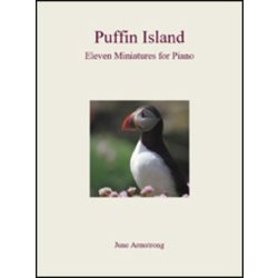 Puffin Island (Armstrong) - Piano Solo