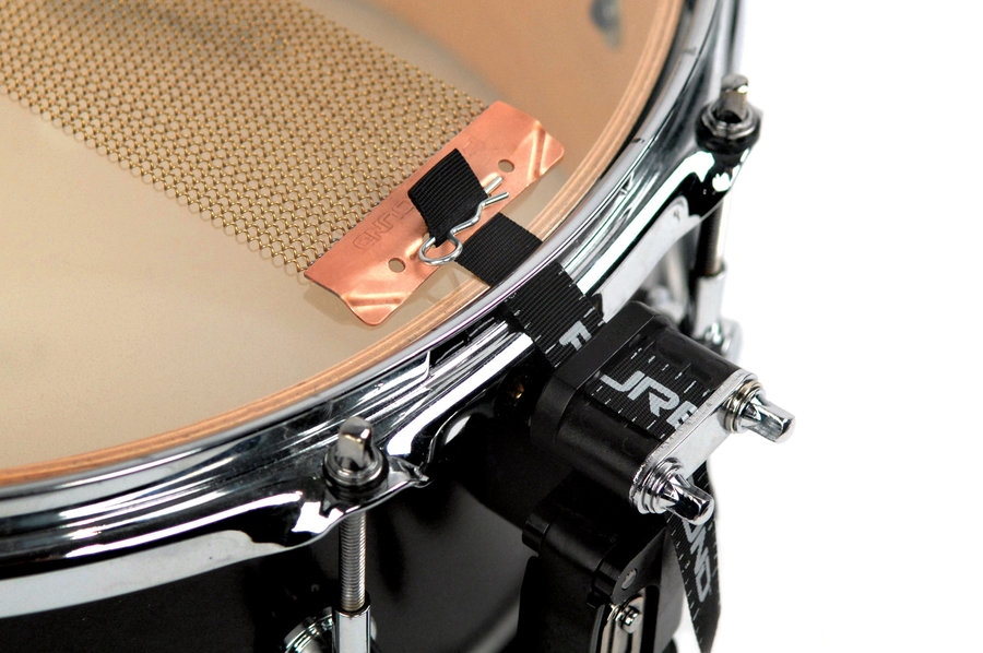 View larger image of PureSound CPB1320 13 Custom Pro Series Brass Snare - 20 Strand