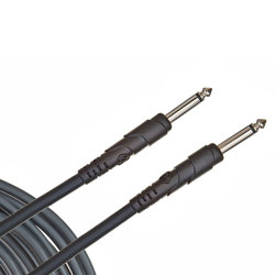 D'Addario Classic Series Instrument Cable - Straight, 15'