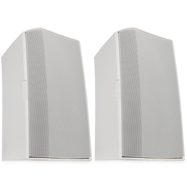 View larger image of QSC AC-S6TW Surface Mount Speaker - White, Pair