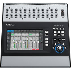 QSC TouchMix-30 Pro 32-Channel Professional Digital Mixer