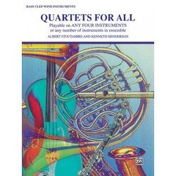 Quartets for All - Trombone