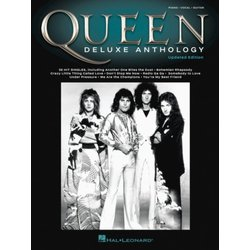 Queen Deluxe Anthology - Updated Edition (PVG)