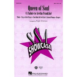 Queen of Soul (A Salute To Aretha Franklin) - SSA, Parts