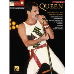Queen Pro Vocal Men's Edition Volume 15