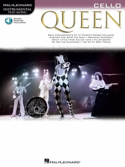 View larger image of Queen - (Updated Edition) - Cello w/Online Audio