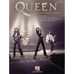Queen (Vocal w/Piano Accompaniment)