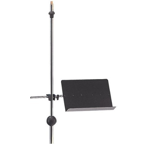 View larger image of Quiklok Microphone Stand Clamp On Tray