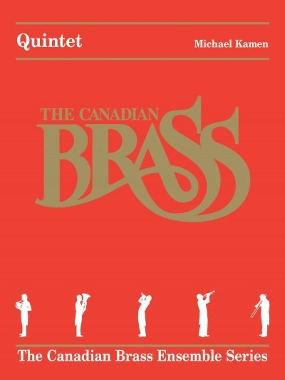 View larger image of Quintet - (Kamen) - The Canadian Brass (Brass Quintet)