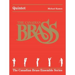 Quintet - (Kamen) - The Canadian Brass (Brass Quintet)
