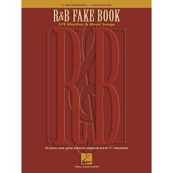 R&B Fake Book – 2nd Edition - C Instruments