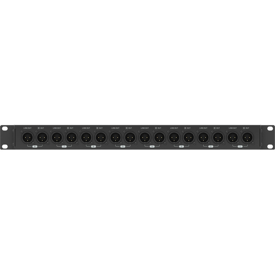 View larger image of Behringer MS8000 Ultra-Flexible 8-Channel Microphone Splitter