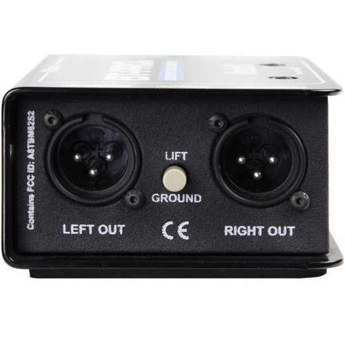 View larger image of Radial BT-Pro V2 Direct Box