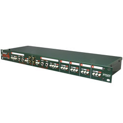 Radial JD6 6-Channel Rackmount DI Box