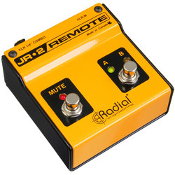 Radial JR-2 Dual Footswitch Remote Controller