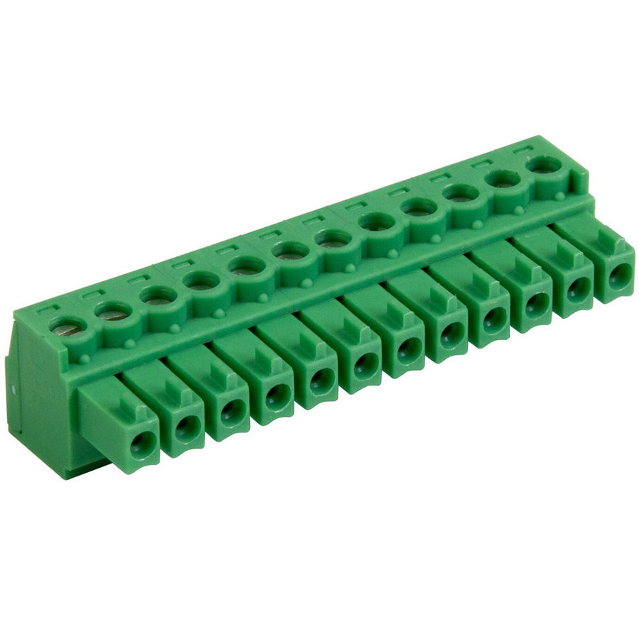 View larger image of Radial T-Block Euroblock Connectors - Set of 8