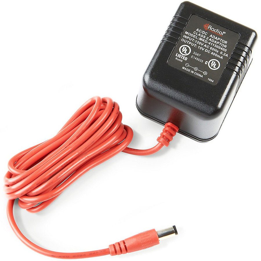View larger image of Radial Tonebone 42DC-US DC Power Supply
