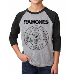 Ramones Raglan T-Shirt - Children's Medium