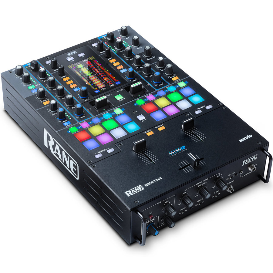 View larger image of Rane Seventy Two 2-Channel DJ Mixer