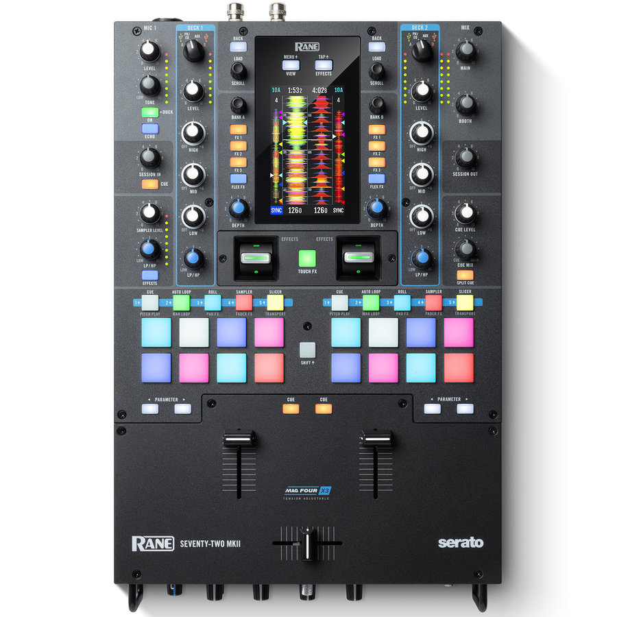 View larger image of Rane Seventy Two MKII 2-Channel Mixer