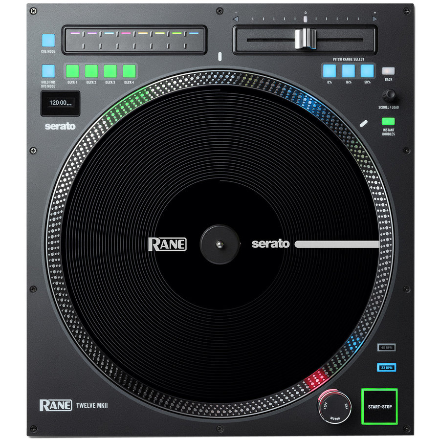 View larger image of Rane Twelve MKII DJ Turntable Controller