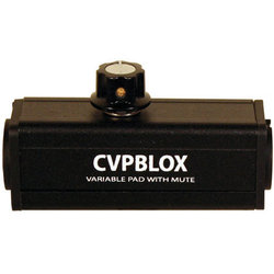 Rapco CVPBLOX Variable Pad with Mute