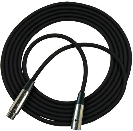View larger image of Rapco SM1-10 M1 Microphone Cable - XLRF-XLRM, 10'