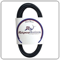 Rapco Y Cable - 1/4 Stereo Male to 1/4 Mono Male Cable, 3'