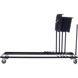 RAT Stands Performer 3 Music Stand Trolley - Holds 18