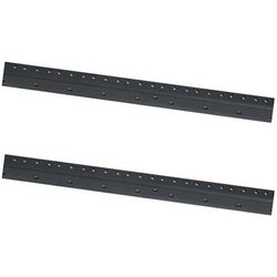 Raxxess Rack Rails - 4 Space, Pair