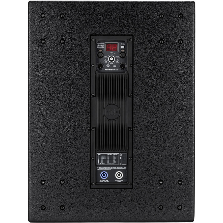 View larger image of RCF SUB 8003-AS II Active Subwoofer