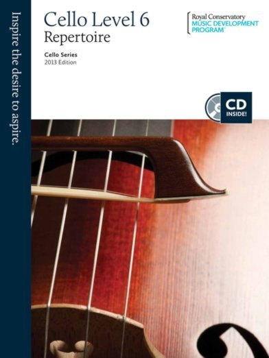 View larger image of RCM Cello Series 2013 Edition: Cello Repertoire 6