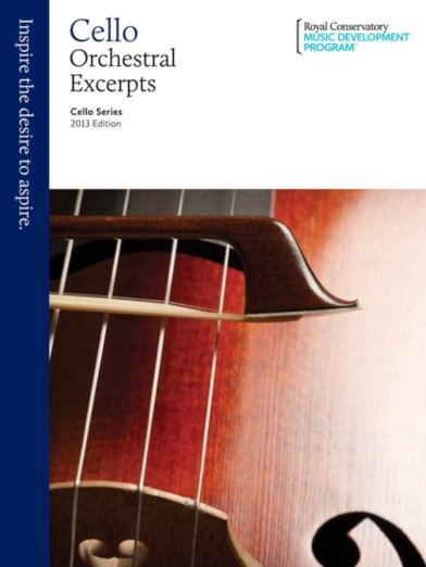 View larger image of RCM Cello Series 2013 Edition: Orchestral Excerpts
