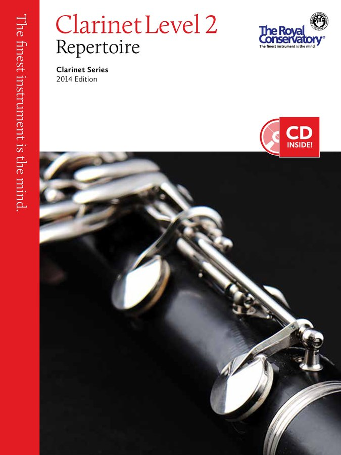 View larger image of RCM Clarinet Series, 2014 Edition - Repertoire 2