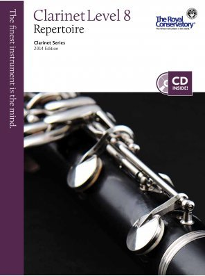 View larger image of RCM Clarinet Series, 2014 Edition - Repertoire 8