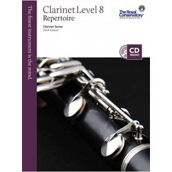 RCM Clarinet Series, 2014 Edition - Repertoire 8