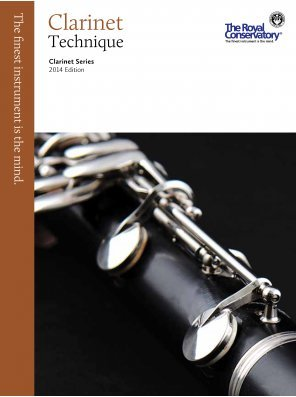 View larger image of RCM Clarinet Series, 2014 Edition - Technique