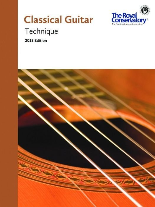 View larger image of RCM Classical Guitar - Technique (2018 Edition)