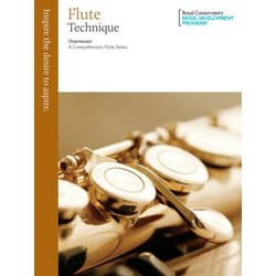 RCM Overtones: A Comprehensive Flute Series - Flute Technique