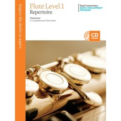 RCM Overtones: A Comprehensive Flute Series - Repertoire 1
