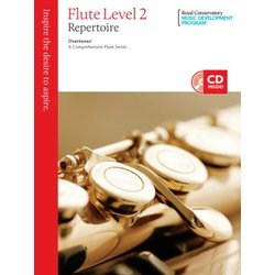 RCM Overtones: A Comprehensive Flute Series - Repertoire 2