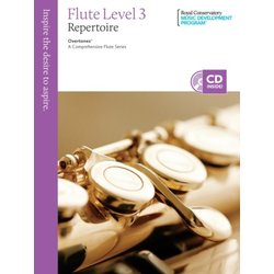 RCM Overtones: A Comprehensive Flute Series - Repertoire 3