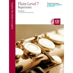 RCM Overtones: A Comprehensive Flute Series - Repertoire 7