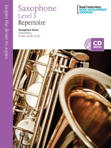 View larger image of RCM Saxophone Series 2014 Edition - Repertoire 3