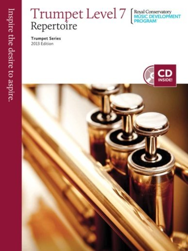 View larger image of RCM Trumpet Series, 2013 Edition - Repertoire 7
