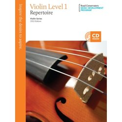 RCM Violin Series, 2013 Edition - Violin Repertoire 1
