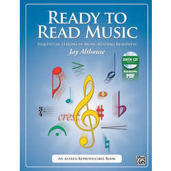 Ready to Read Music (with Enhanced CD)